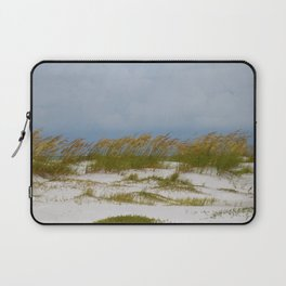 Sea Oats On Anna Maria Island (1) Laptop Sleeve