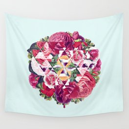 Flowers for Murders Wall Tapestry