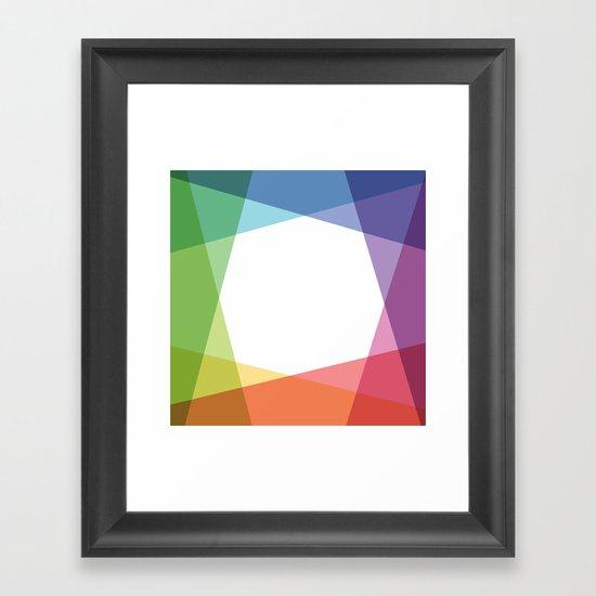 Fig. 001 Framed Art Print