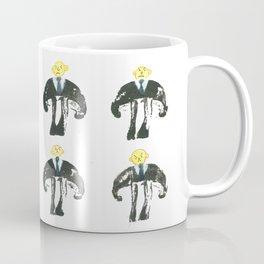 Angry Mushroom Men  Coffee Mug