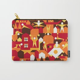Indoors & outdoors (summer) Carry-All Pouch