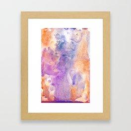 Prism Witch Poison Framed Art Print