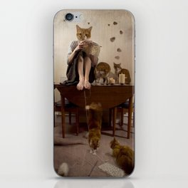Beatrix' Revenge iPhone Skin