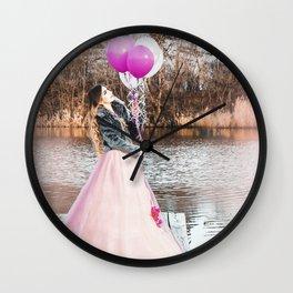 Izolda Wall Clock