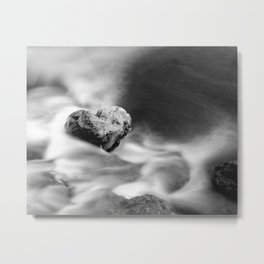 river runs through it Metal Print