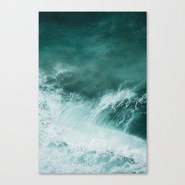 Ocean Roar Canvas Print