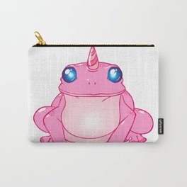 UNICORN FROG! Carry-All Pouch