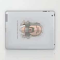 SOMETIMES THERE'S A MAN… Laptop & iPad Skin