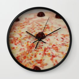 Nothing to trifle with Wall Clock