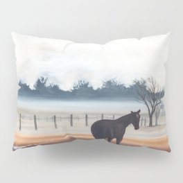 Misty Morning Pillow Sham
