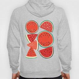 Sliced Watermelon Hoody