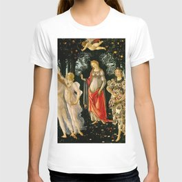 """Sandro Botticelli """"Spring"""" T-shirt"""