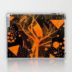 golden geometry Laptop & iPad Skin