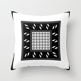 ADORN 2 Throw Pillow