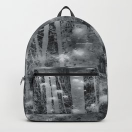 Ghostly Image Backpack