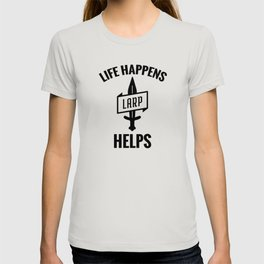 Larping Gift | Larper Live Action Role Playing T-shirt