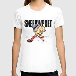 Sneeuwpret (Dutch) T-shirt