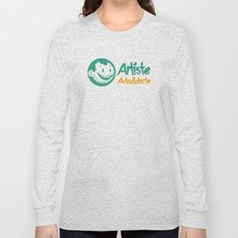 Artiste Autodidacte 1 Long Sleeve T-shirt