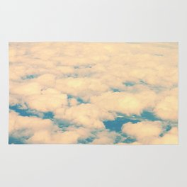 Cotton sky Rug