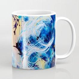 Falling Towards The Sky Coffee Mug