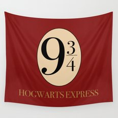 HARRY POTTER Wall Tapestry