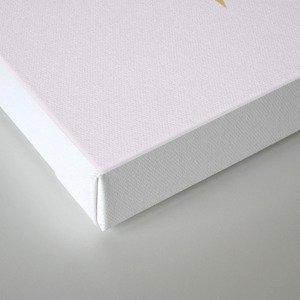 Geometric Ice Cream Canvas Print