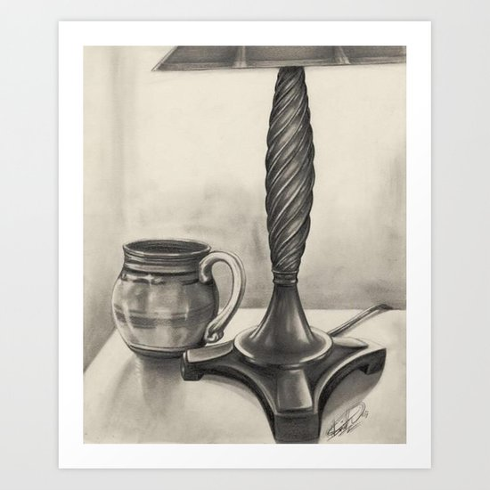 Morning Coffee Art Print