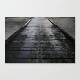 The Slipway Canvas Print