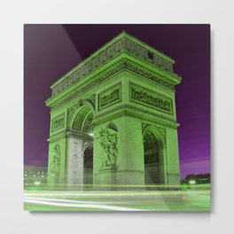 Arc_de_Triomphe_2015_0403 Metal Print