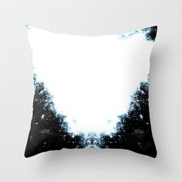 COCAINA Throw Pillow