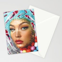 WomanFish Stationery Cards