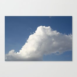Cloud Arch Canvas Print