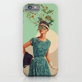 Haru iPhone Case