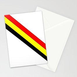 Flag of belgium 4 belgian,belge,belgique,bruxelles,Tintin,Simenon,Europe,Charleroi,Anvers,Maeterlinc Stationery Cards