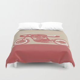 royal enfield special Duvet Cover