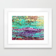 Morning has broken Framed Art Print
