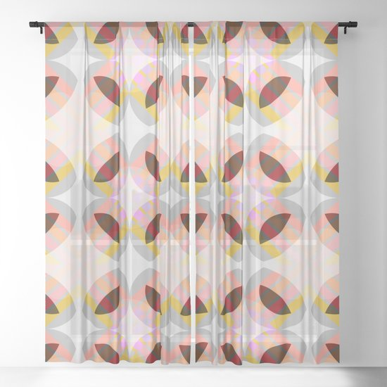 Goronwy - Colorful Decorative Abstract Art Pattern by alphaomega