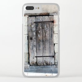 French Door Series, #5 - Richelieu, France Clear iPhone Case