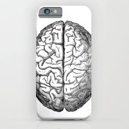 Brain iPhone Case
