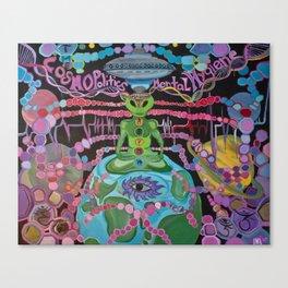 """Mental Hygiene"" Canvas Print"