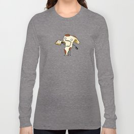 Pizza Eater Long Sleeve T-shirt
