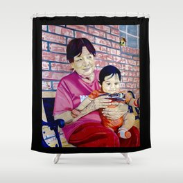 Cherished Moments Shower Curtain