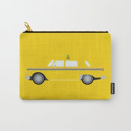 New York Yellow Taxi Carry-All Pouch