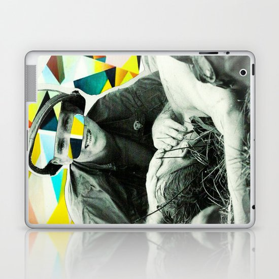 Last Breath Laptop & iPad Skin
