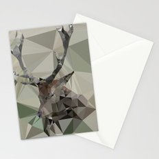 Cervus Elaphus Stationery Cards