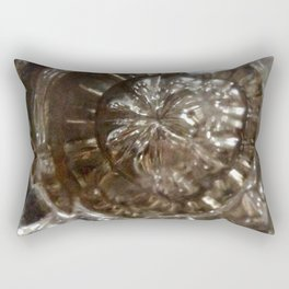 Glass door knob antique Rectangular Pillow