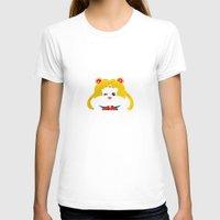 sailormoon T-shirts featuring SailorMoon MeyMey by Raimondo Tafuri