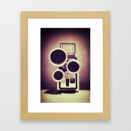 Focus Framed Art Print