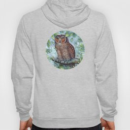 Forest Owl Hoody