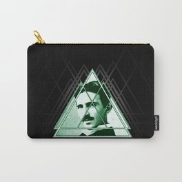Tri-Tesla Carry-All Pouch